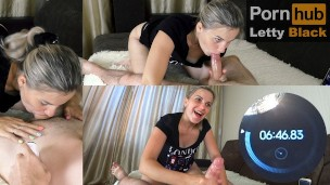 Blowjob Contest – Suck It Off for Eight Minutes