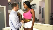 Back to the future hardcore Ebony ashley aleigh cheats on her future husband