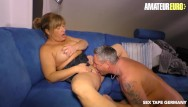 Brandi belle sex tapes - Amateureuro - rough amateur sex on tape with german amateur couple