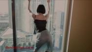 Exhibitionist galleries tgp - Ffstockings - exhibitionist julia at the window