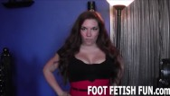 Teen sock fetish porn Pov foot massage and femdom feet porn