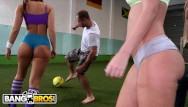 Bango bros porn Bangbros - young big booty white girls playing with balls for fun
