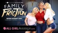 Lesbian all access - Lesbian step-daughters massage milf-mommy- allgirlmassage