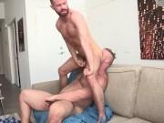 Taking Big Daddy's Huge Load