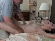 HardcoreTickling - Bunnie's Tickled Til She Squirts