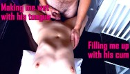 Teen make up brand - Making me wet with his tongue, filling me up with his cum