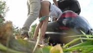 Getting caught having sex in public - When you decide to fuck outdoors and get caught like 10 times parrotgirl