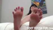 Fetish foot forum video - Foot fetish and femdom feet worshiping videos