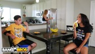 Sext strip Bangbros - the girl ive been sexting with turned out to be my stepsister