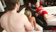 Gave my wife sex party Swinger party between friendships