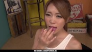 Reina cum Reina oomori amazes with how tight and naughty she is