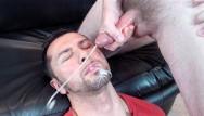 Gay muslim sex Straight muslim dudes 1st taste of cum big jizz facial
