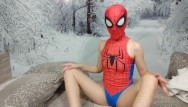 St. george breast lift - Spiderman universe. spidergirl