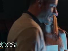 Babes - Good-sized Tit Hippie Pepper Hart Fucks Casting Director
