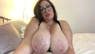 Huge natural boobs bbw Bbw with huge natural boobs gets covered in cum compilation