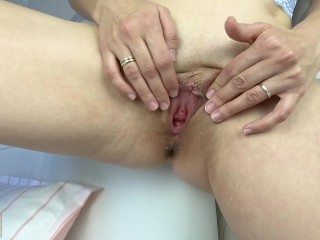Hi, Mike! My solo squirt on camera for you! – CatherineRain