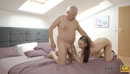 Gerbal in my ass - Daddy4k. verbal daddy finds a right moment to seduce young lovely