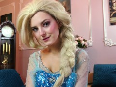Elsa has been fucked like a slut - Frozen 2 cosplay by Eva Elfie