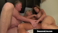 Busty cougars who swallow Busty wild wife deauxma hard cock hubby bang cougar payton hall