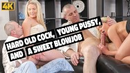Husband isnt interested in sex Old4k. bashful claudia mac isnt against hot sex with older