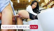 Black having man sex - Naughty america - avery black seduces a lucky man