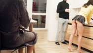Spanked naked by his wifes friends - Caught girlfriend cheating with his friend.hidden camera