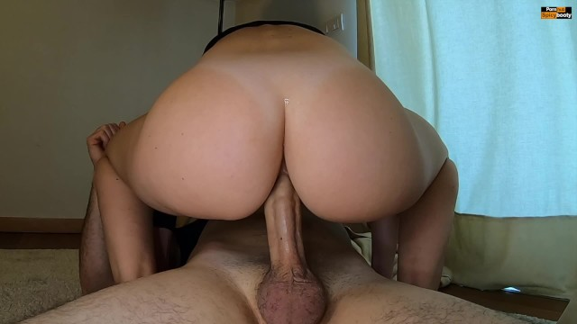 INCREDIBLE PAWG ANAL RIDING