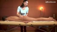 Virgin girls porno - First time massaged by a girl mechta