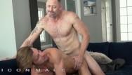 Gay dilf tube Iconmale - twink rides dilfs big hard dick