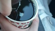 Ebony girls sucking white dick - White girl sucks out bbcum for cream for her coffee ig sevyanharden_3x