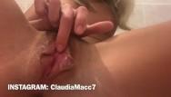 Real orgasm masturbating Real orgasm / fisting