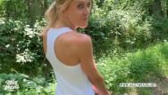 Kate weasel bikini - Blonde schlampe an der strasse aufgegabelt und in den arsch gefickt