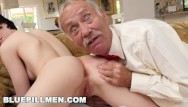 Young girl old men xxx Bluepillmen - geriatric guy licking young girls booty, in his glory