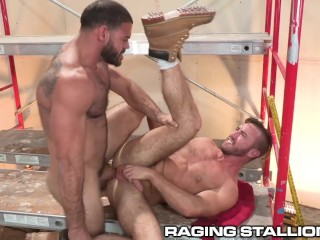 BBC Construction Boss Disciplines Employee – RagingStallion