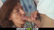 Old granny pussy Old tailoress takes massive cock from behind
