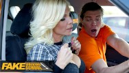 Full licence mock exam for amateur radio Fake driving school hot blonde milf tiffany russo bangs for licence