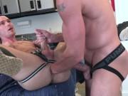 Cade Maddox Fisting Devin Franco's Sluthole