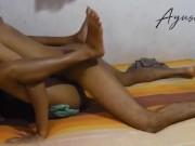 indian couple homemade new leak 2020 ගෙදර ඉදන් නංගිට සැප දුන�