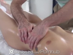 PASSION-HD Top Notch Pussy Rub Down Compilatie