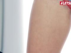 White Boxxx - Moist Pussy Enjoys Sultry Hardcore Restrain Bondage Sex - Letsdoeit