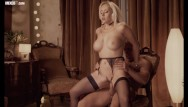 X girlfriend naked - Sexy girlfriend christina shine gets her tight pussy fucked with love