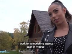 Public Agent Latina Anastacia Brokelyn Tears Up A Immense Cock
