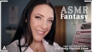 Dr pussy - Dr. angela white gives full body physical exam- asmrfantasy