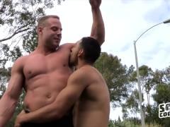 Sean Cody - Masturbate Cassian Condom-free - Homosexual Movie