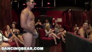 Naked ladies danceing - Dancingbear - crazy cfnm orgy with lots of slutty ladies