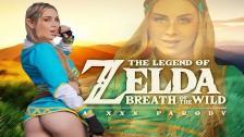 Young Blonde Princess Zelda Needs Master Sword A.K.A. Your Dick