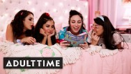 Tucson lesbian - Teen lesbians just wanna have a fun foursome- girlcore