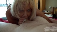 Wemon being fucked - Stepmom shows son what being deepthroated feels like