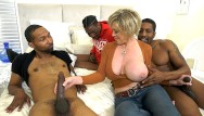 Ass puckered - Hot cougar wife dee williams gets pounded by bbc - cuckold sessions