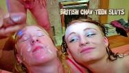 Brit chav porn tube - Chav british teen sluts